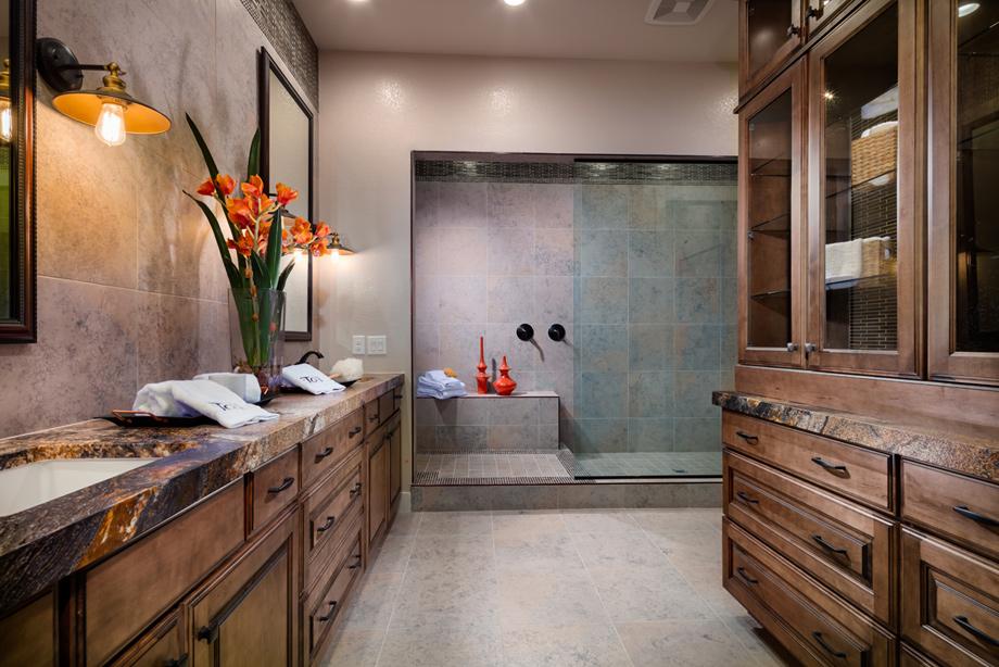 Toll brothers at inspirada veneto the messina home design for Bathroom remodel henderson nv