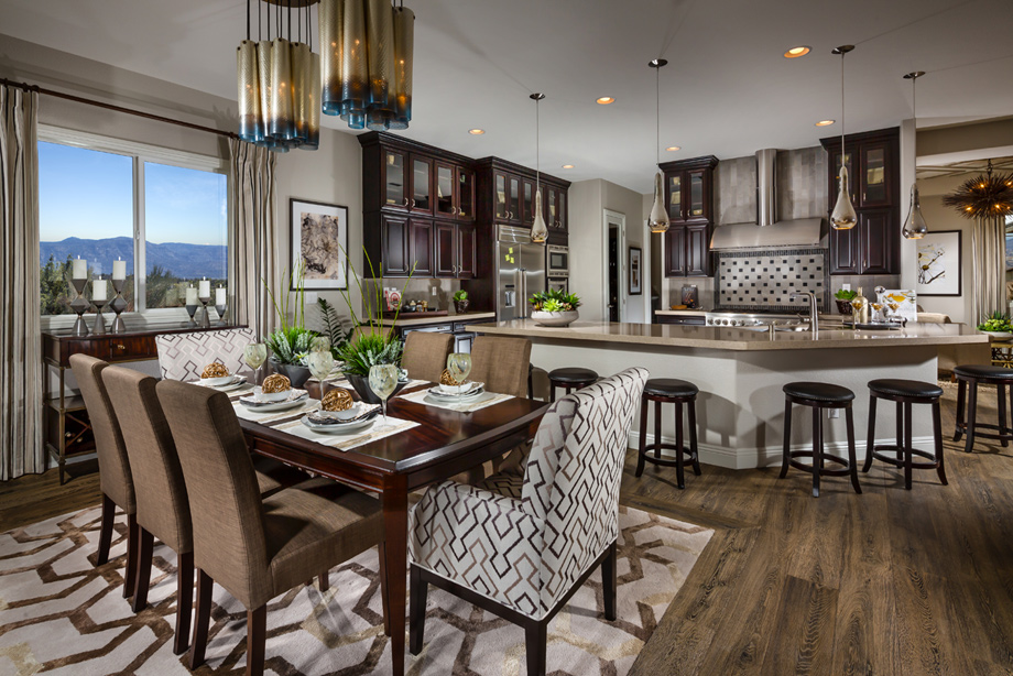 Presidio At Damonte Ranch The Messina Home Design