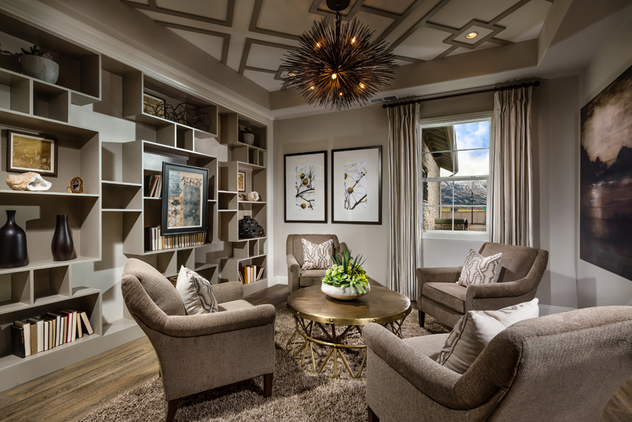 Reno Nv New Homes For Sale Presidio At Damonte Ranch