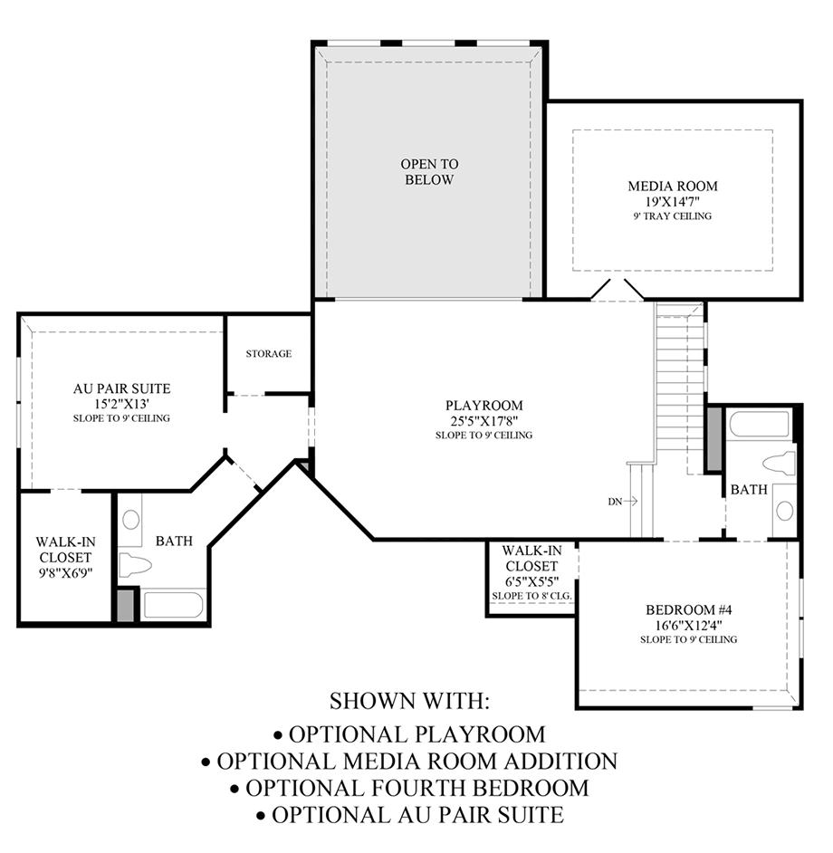 Montgomery farm estates the milanese home design for Design your own farm layout