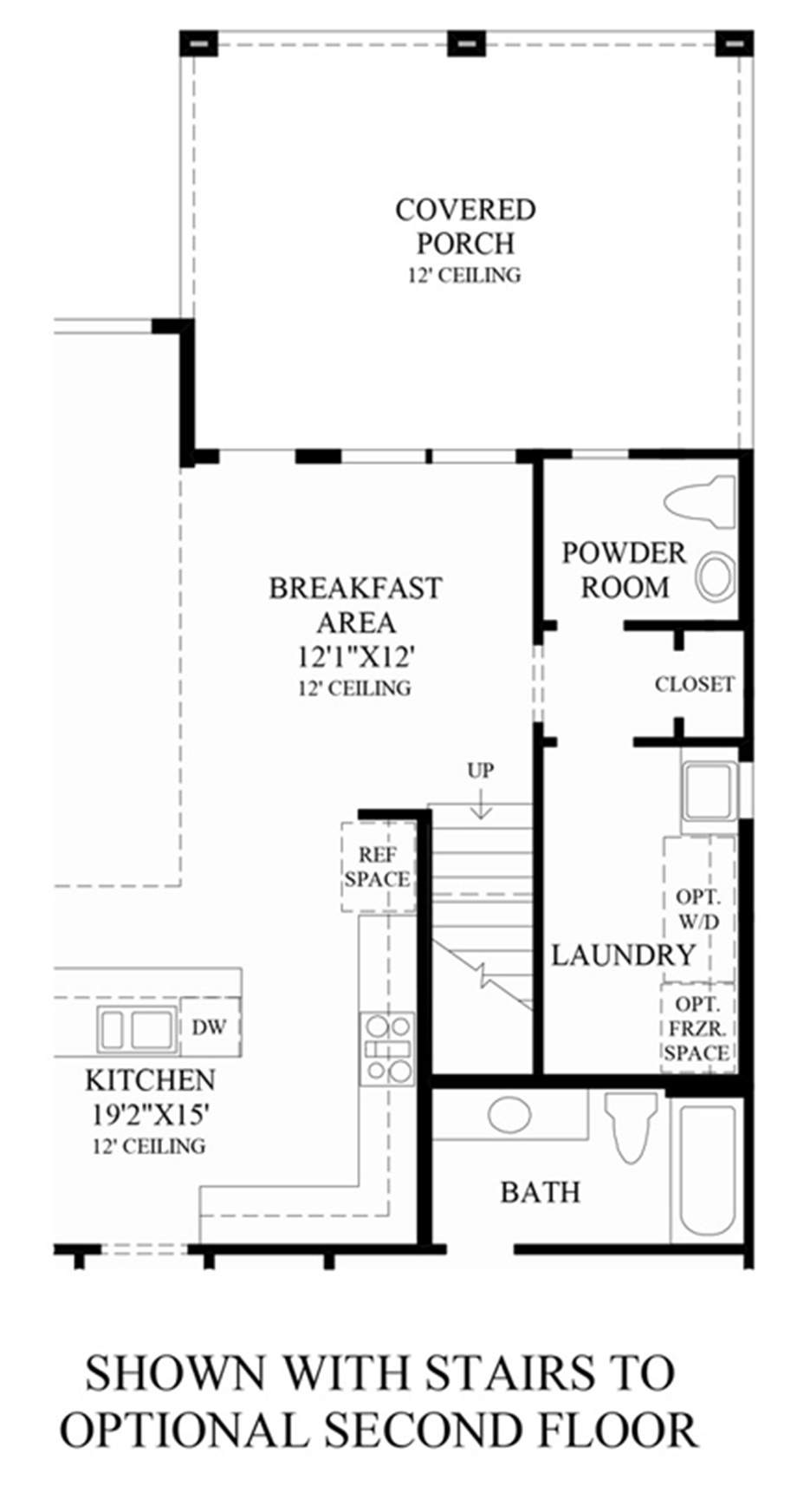 Milanese Floor Plan