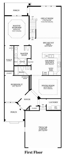 Milford - 1st Floor