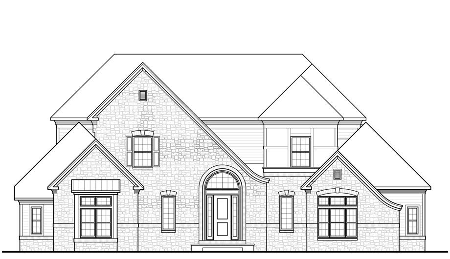 Estates at Mill Creek Ridge | The Milverton Home Design