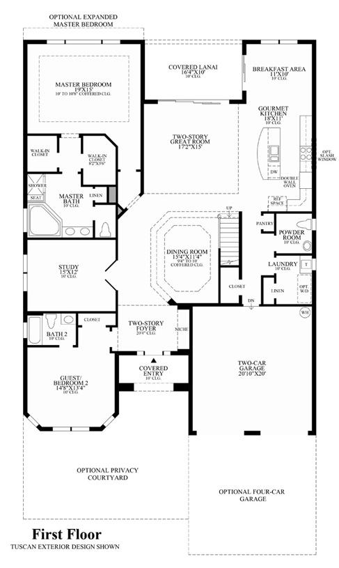 Mondolfo - 1st Floor