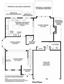 Montclaire - 1st Floor