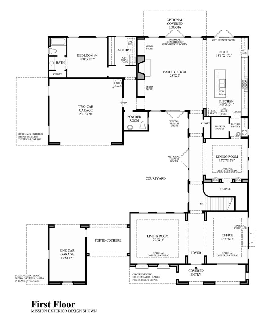 Inform California House Design: The Pinnacle At Moorpark Highlands
