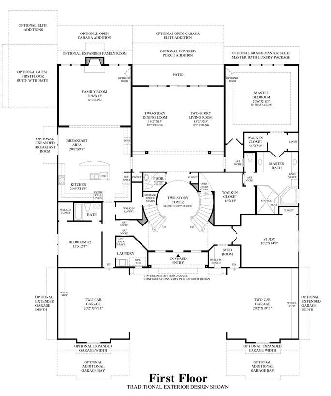Montelena - 1st Floor