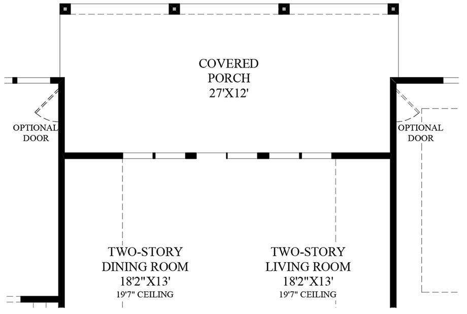 Montelena Floor Plan