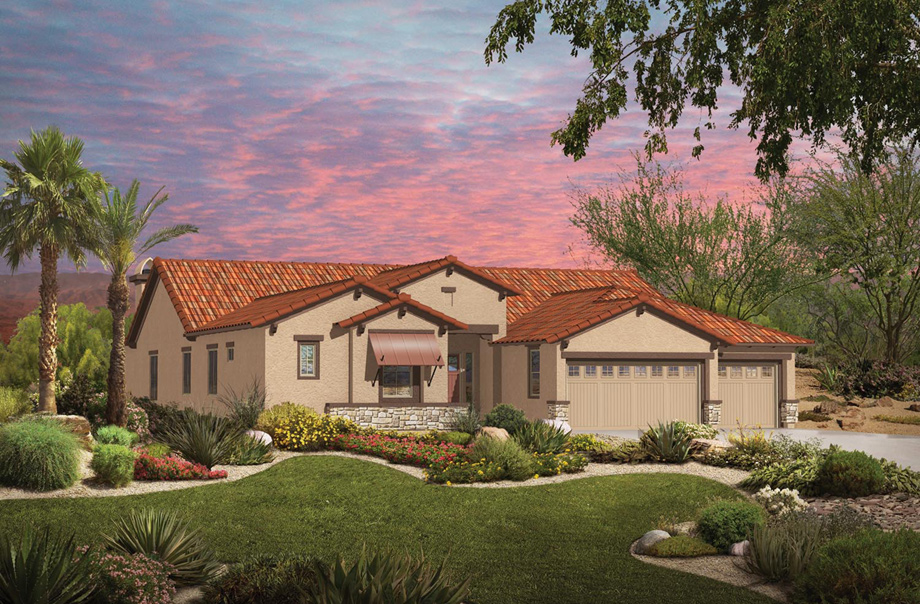 Scottsdale Az New Homes For Sale Treviso