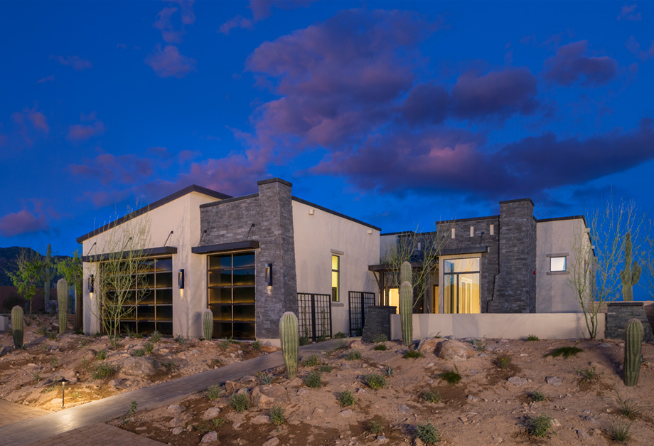 Toll Brothers At Los Saguaros The Montierra Home Design