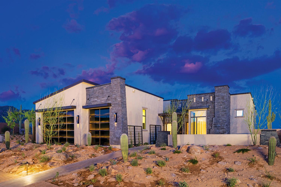 Contemporary Homes Gilbert Az