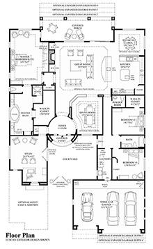 Montierra - Floor Plan