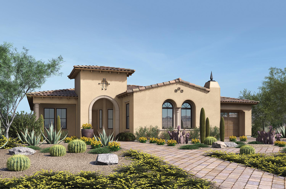Marana Az New Homes For Sale Toll Brothers At Los Saguaros