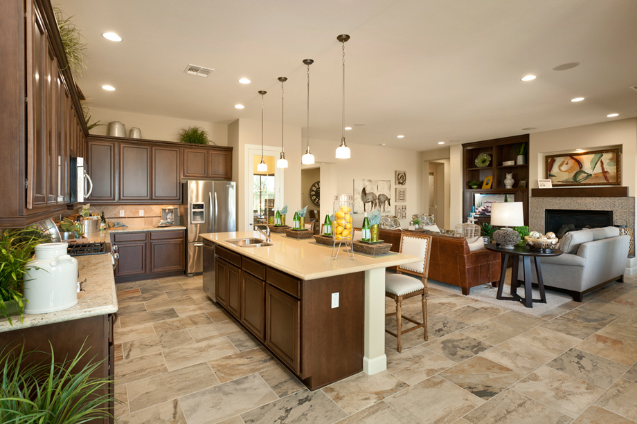 Toll brothers model homes kitchens bing images for Model home kitchen images