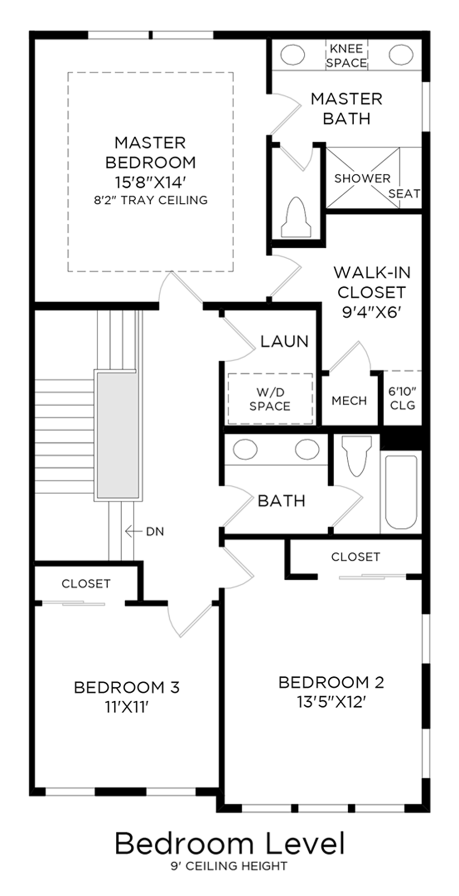 Bedroom Level