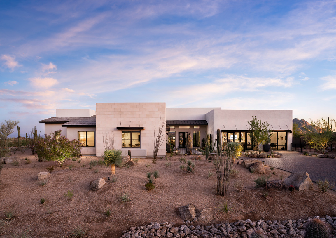 Munari -  Desert Contemporary