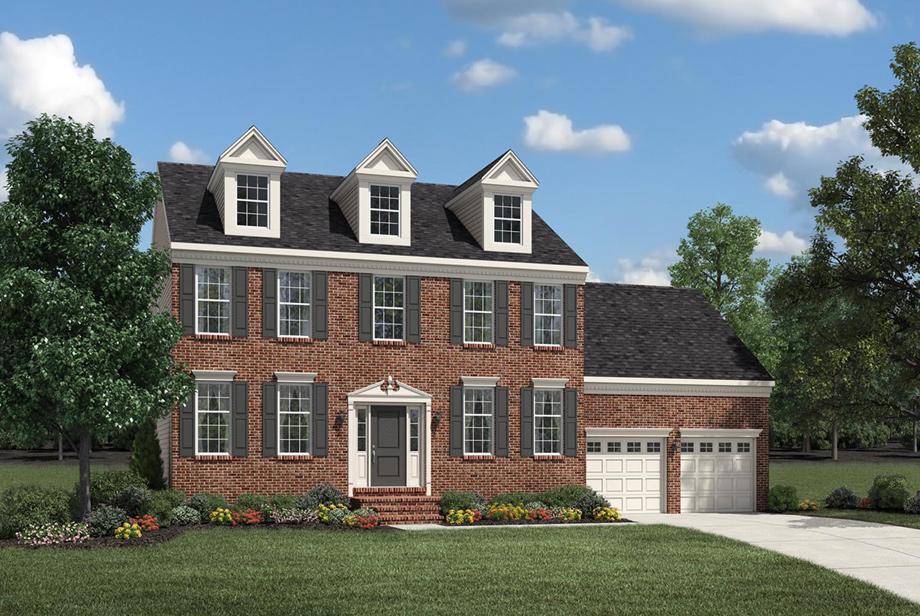 New Luxury Homes For Sale In Perkasie Pa Penn Land Farm