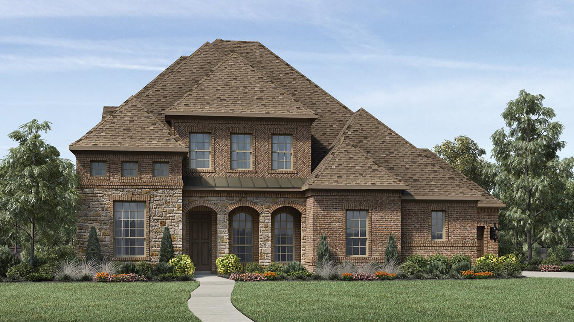 Flower Mound Tx New Homes For Sale Terracina At Flower Mound