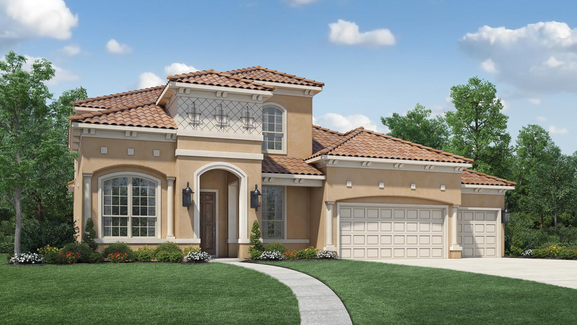 Sienna plantation village of sawmill lake the for Home designs newcastle
