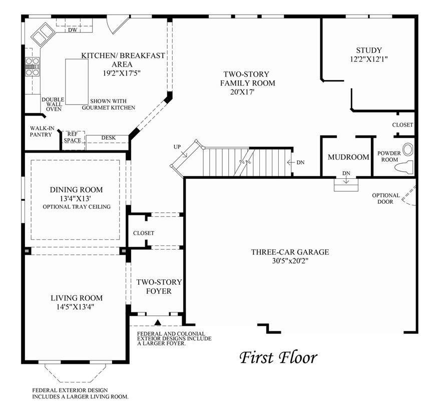 Northwood - 1st Floor