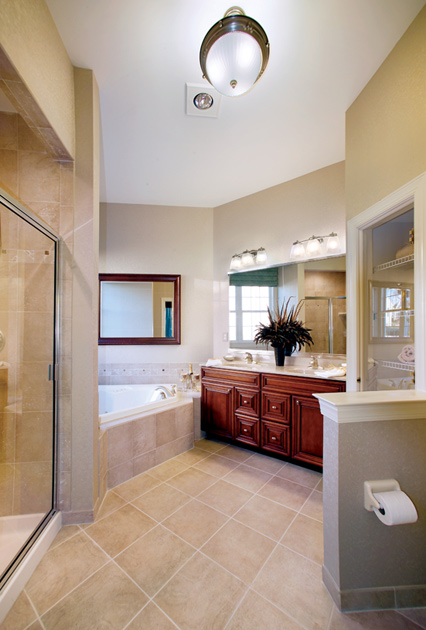 Regency at bowes creek country club active adult single for Bathroom design norwich
