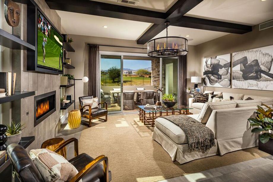 Fairway Hills in The Ridges | The Oakmont Home Design on kensington collection, everett collection, south park collection, mercer collection,