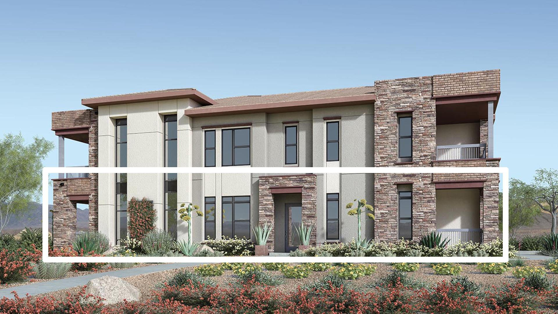 Fairway Hills In The Ridges The Oakmont Home Design