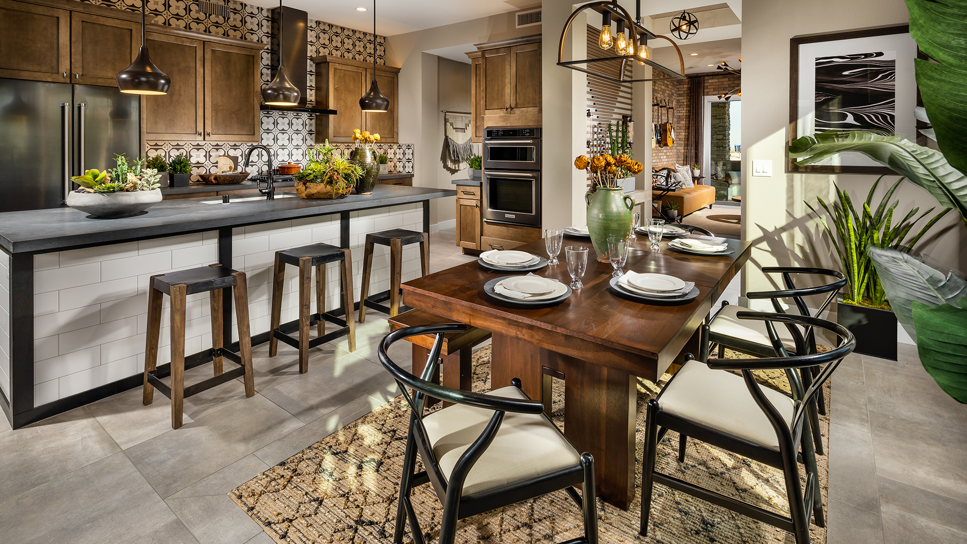 Fairway hills in the ridges quick delivery home oakmont for The oakmont