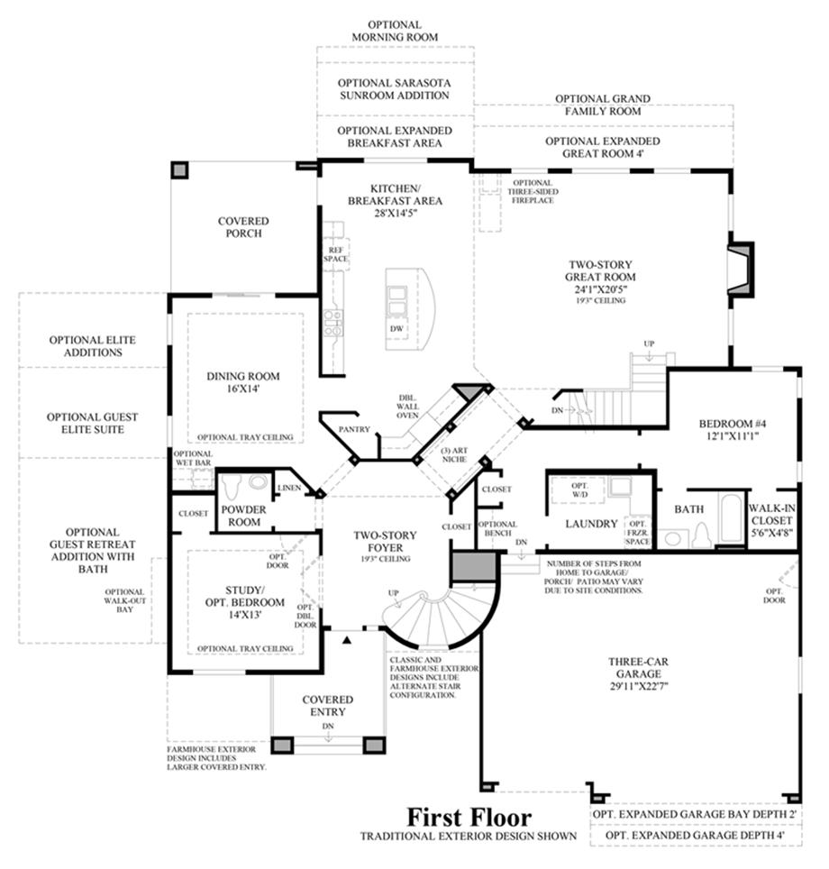 Orion Floor Plan