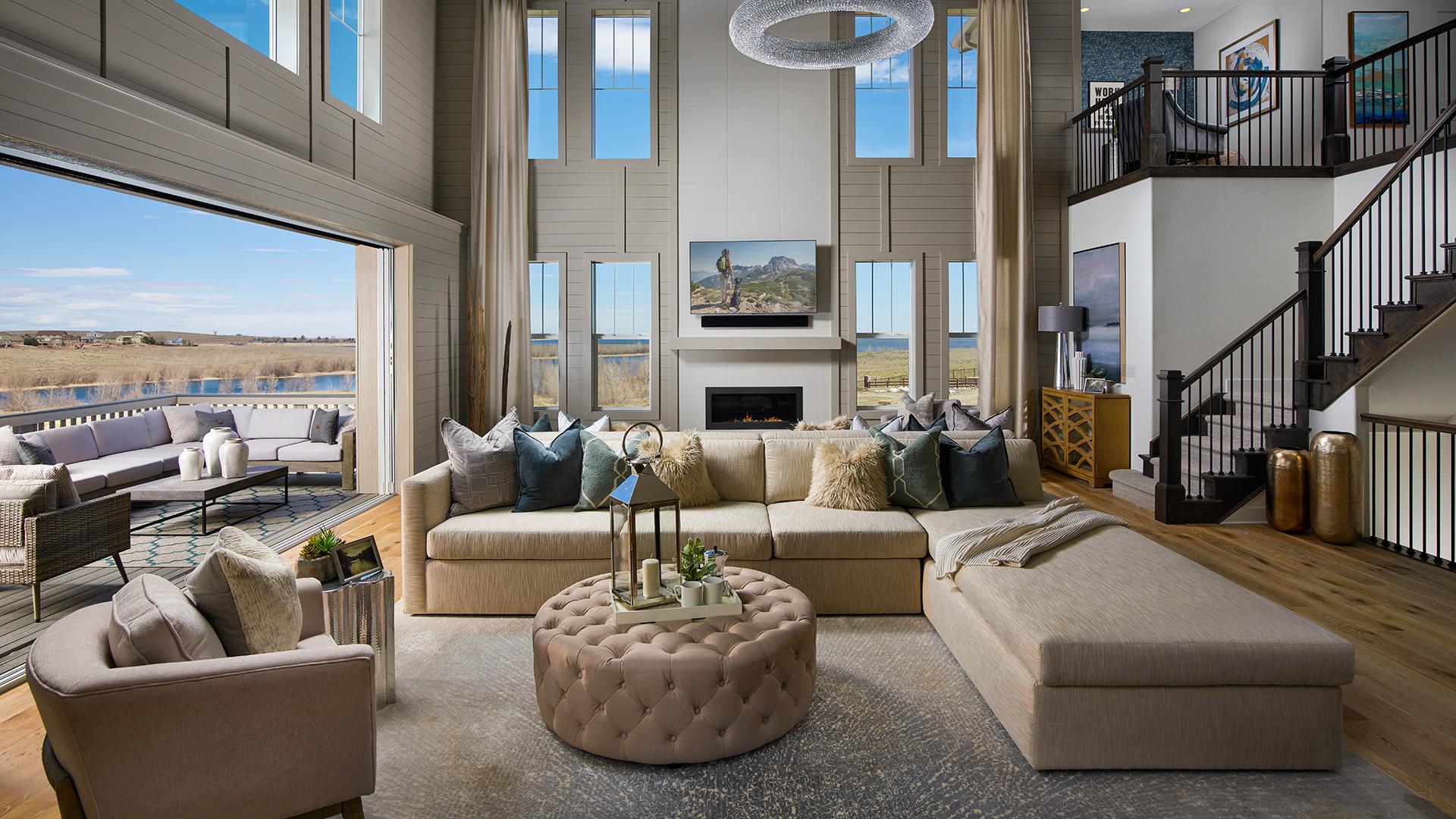 The Highlands At Parker Orion Home Design