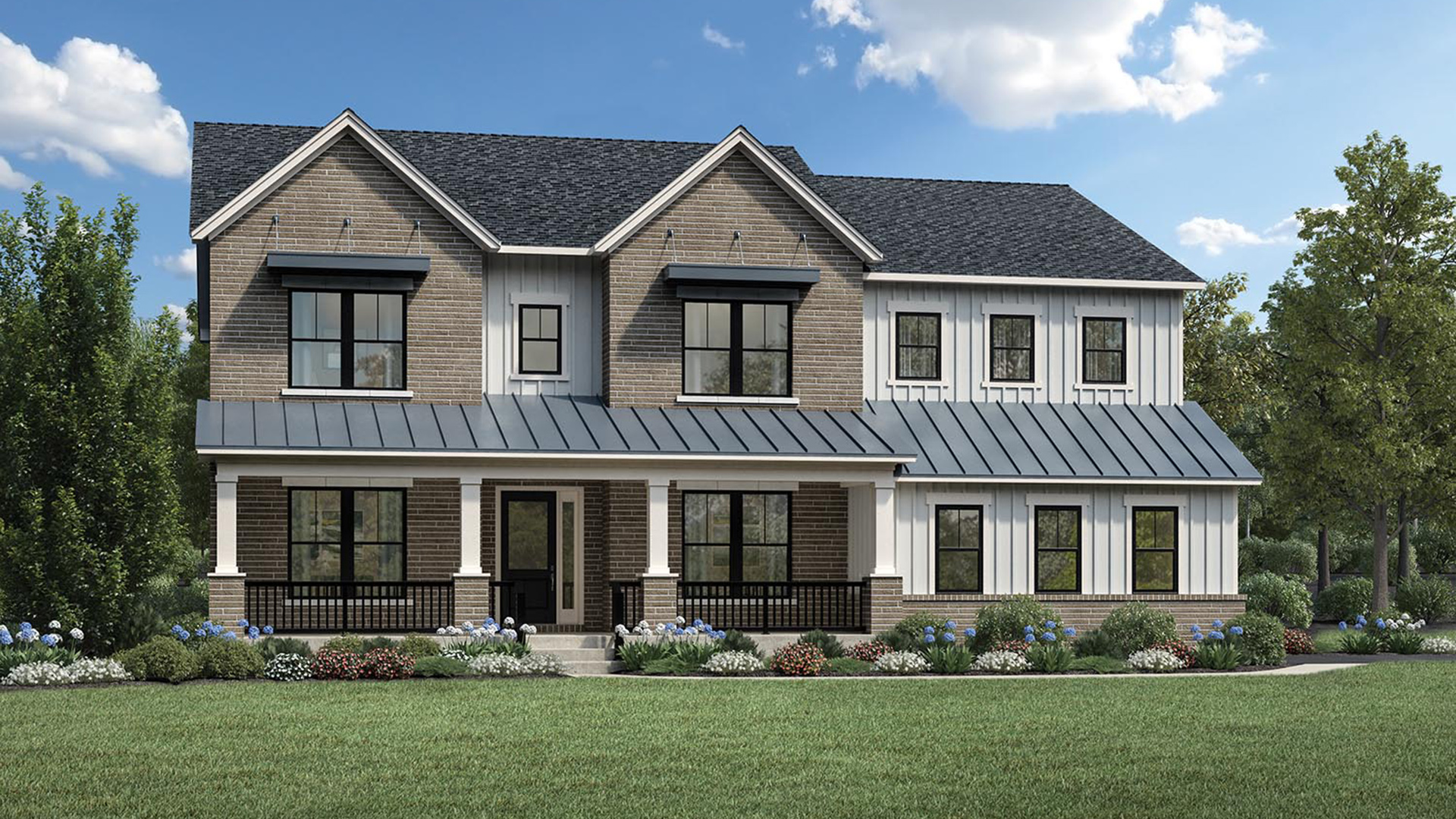 The Ridings at North Branch | The Rosslyn Home Design