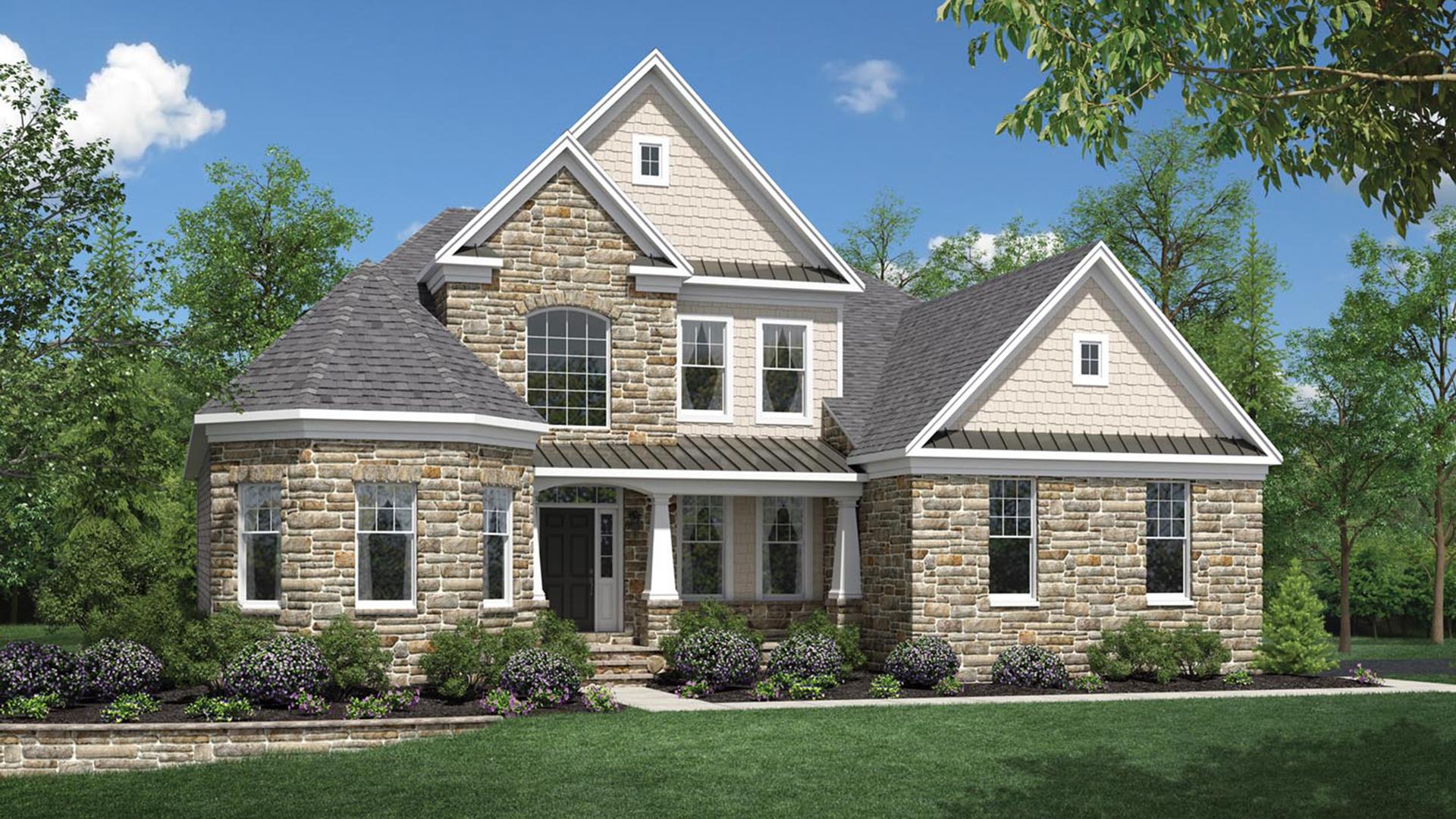 glastonbury estates the palmerton home design