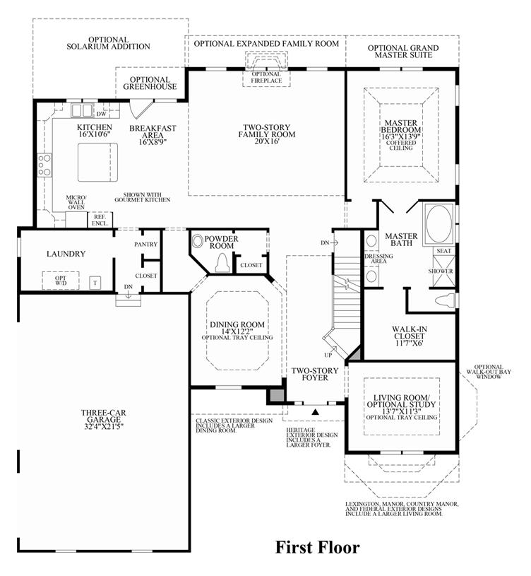 Palmerton - 1st Floor