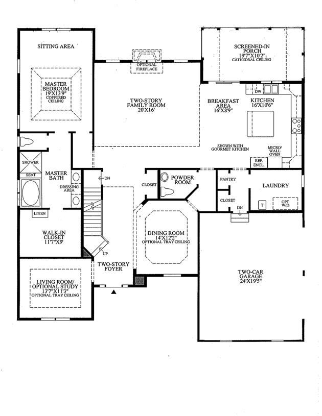 Palmerton Farmhouse - 1st Floor