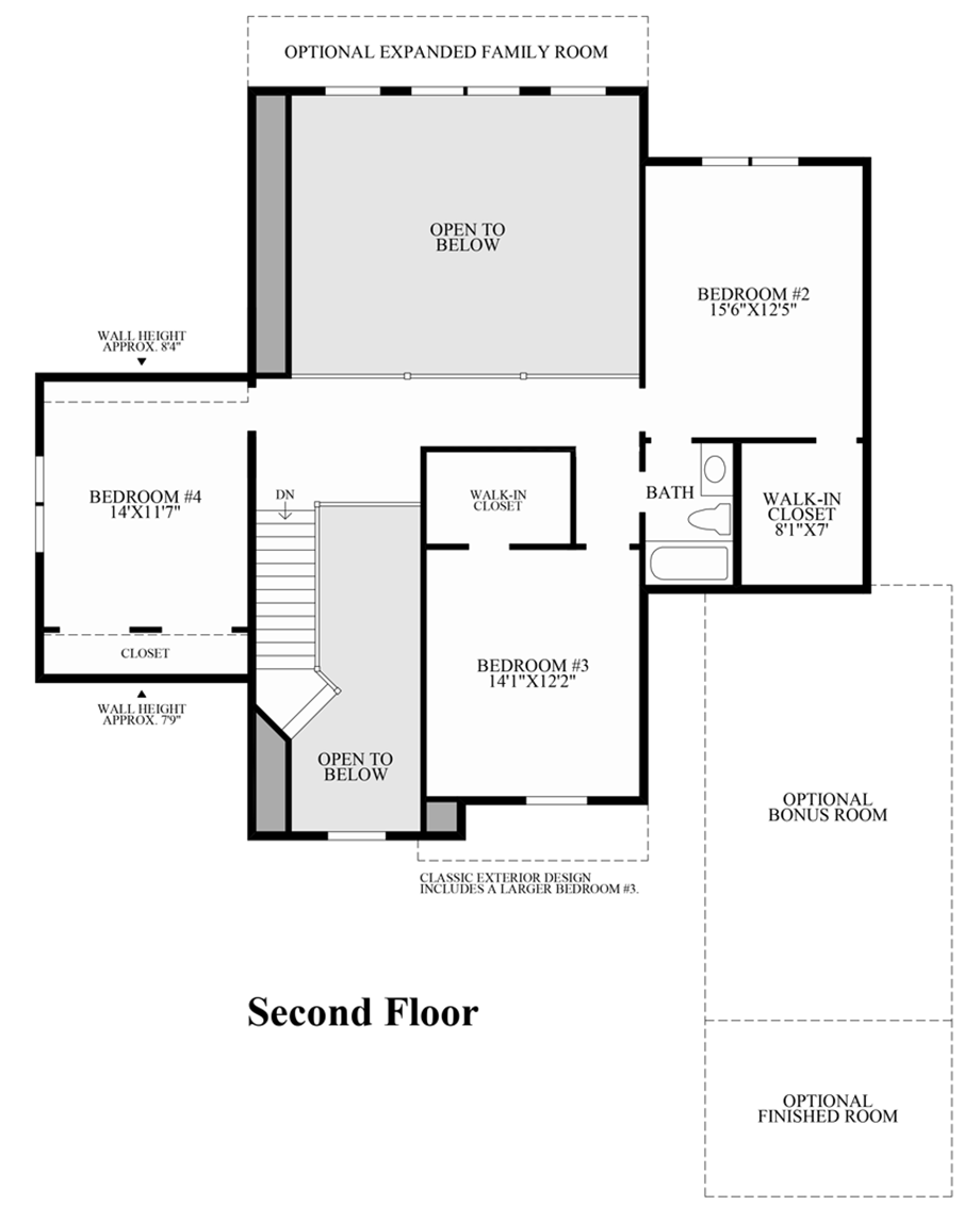 Palmerton on Toll Brothers Plymouth Floor Plan