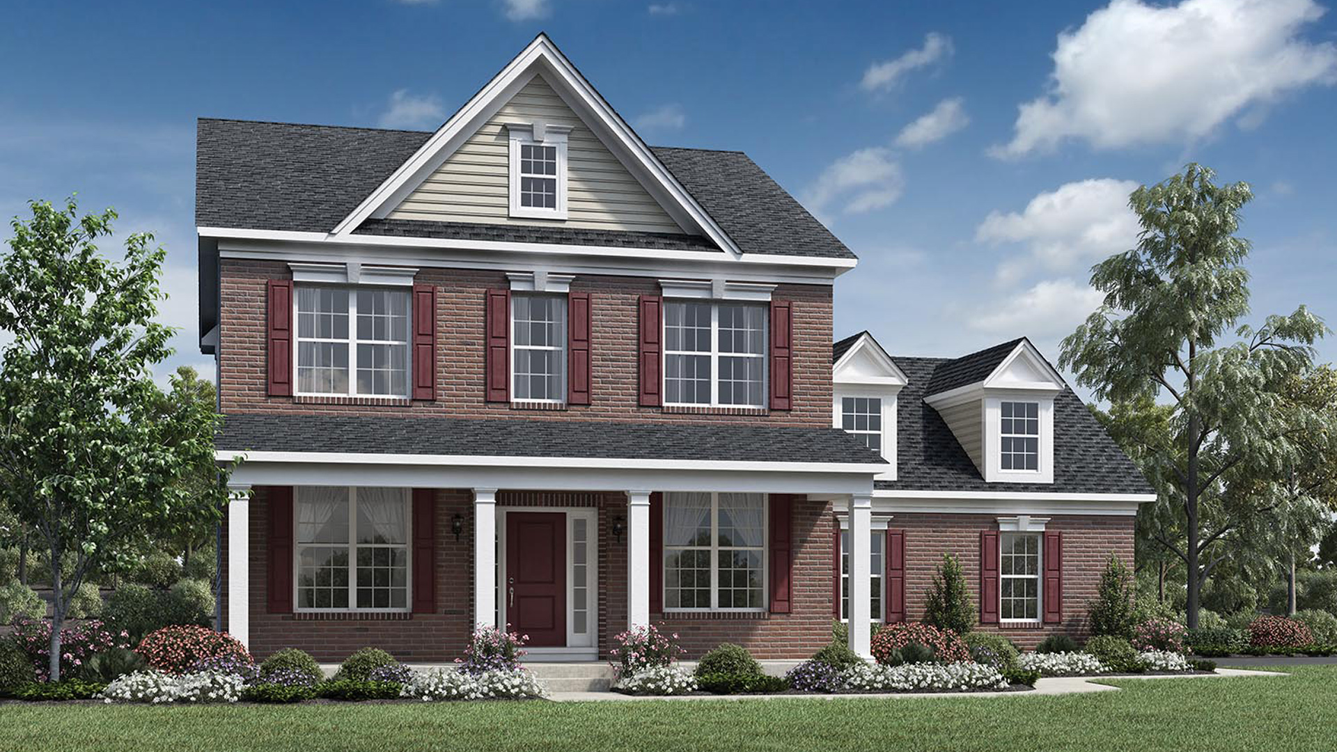 New britain woods the parker home design for Parker house designs