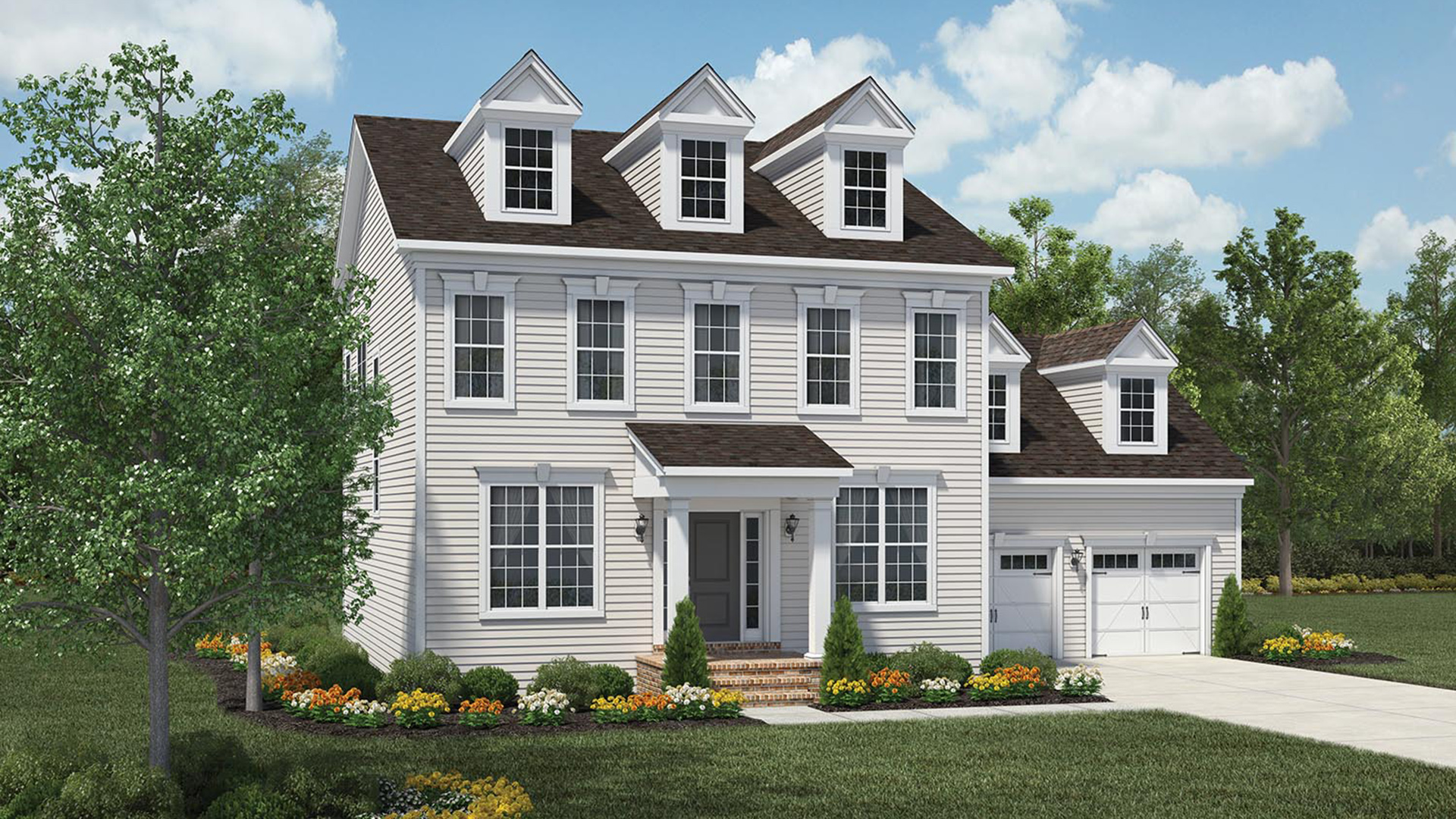 Doylestown greene the parker home design for Parker house designs
