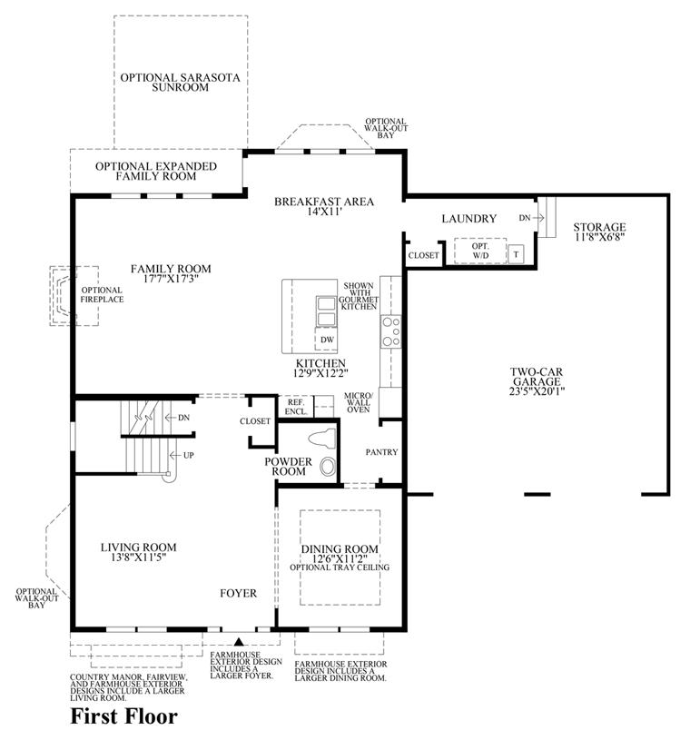 Parker - 1st Floor