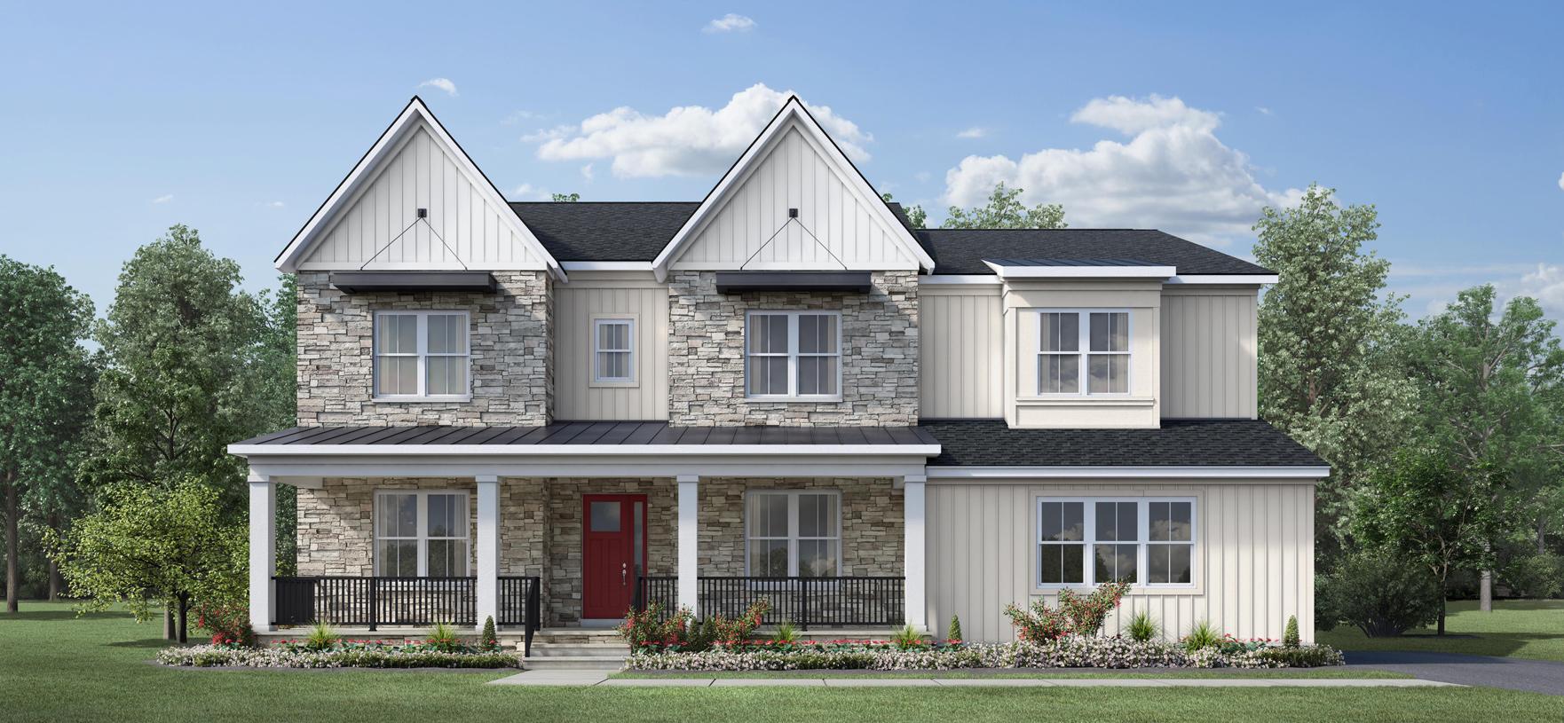 Parkhurst -  Modern Farmhouse
