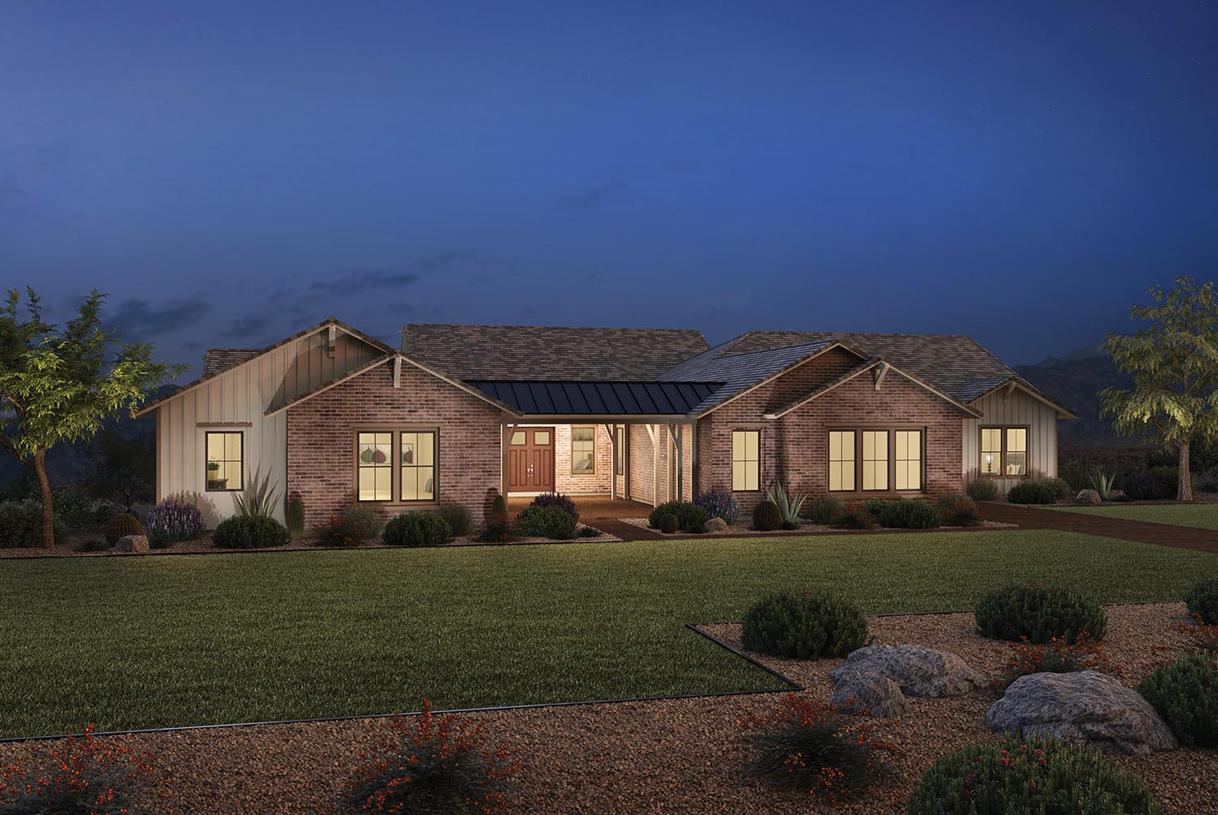 Paxton -  Modern Ranch