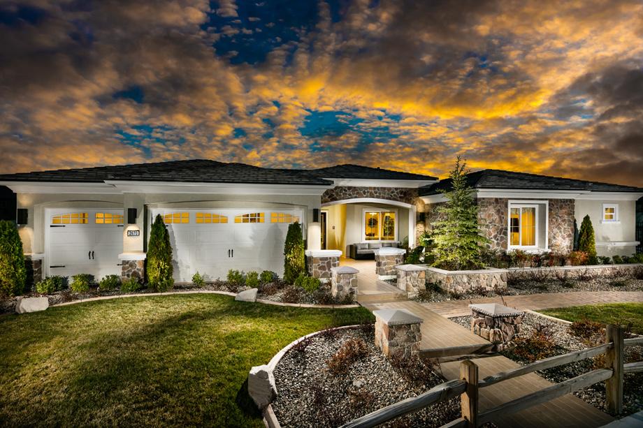 Reno NV New Homes for Sale | Estates at Saddle Ridge