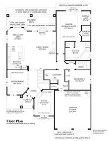Pendleton - Floor Plan