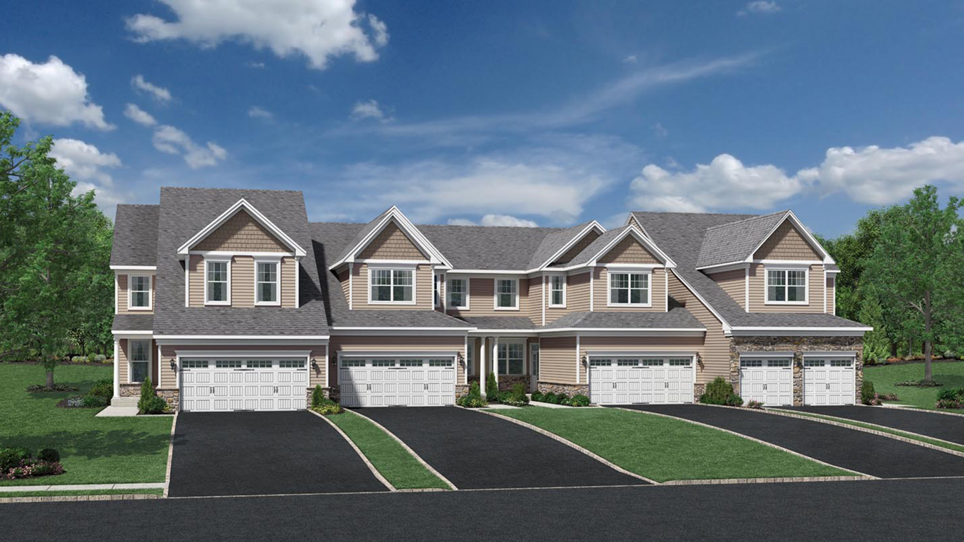 Danbury CT Townhomes for Sale | Rivington by Toll Brothers - The ...
