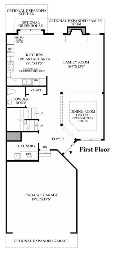 Pentwater - 1st Floor