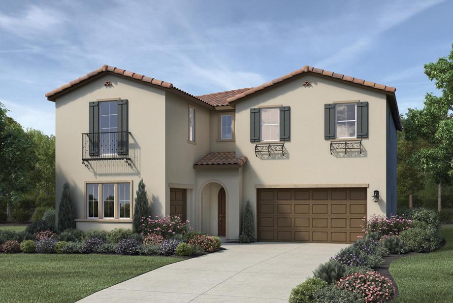 New Model Homes In Santa Clarita