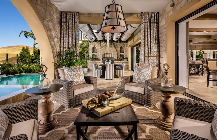 New luxury homes for sale in irvine ca toll brothers at for Homes for sale with hidden rooms