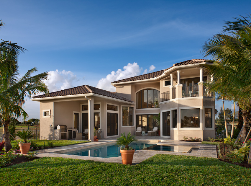 Jupiter fl new homes for sale jupiter country club the for Florida country homes