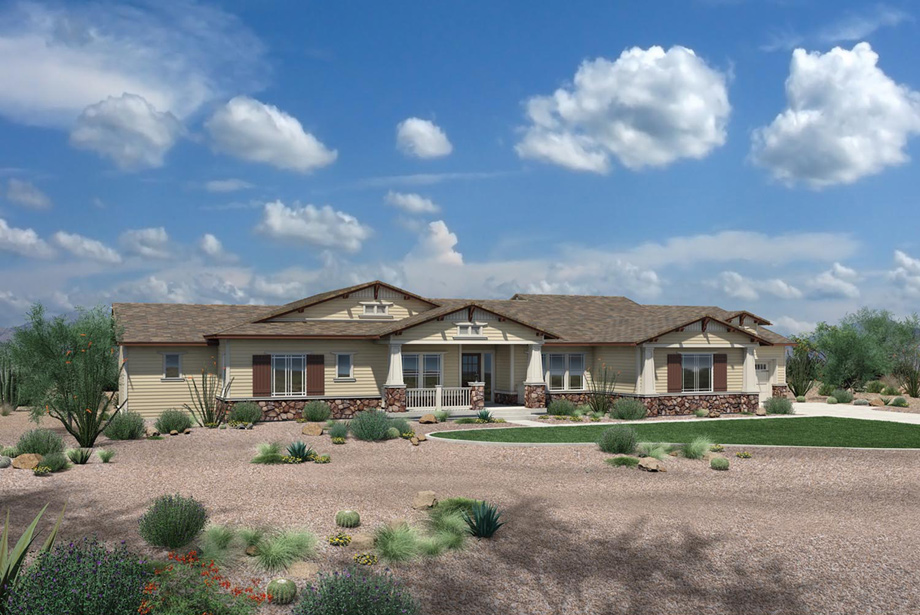 Reno NV New Homes for Sale | Boulders at Somersett