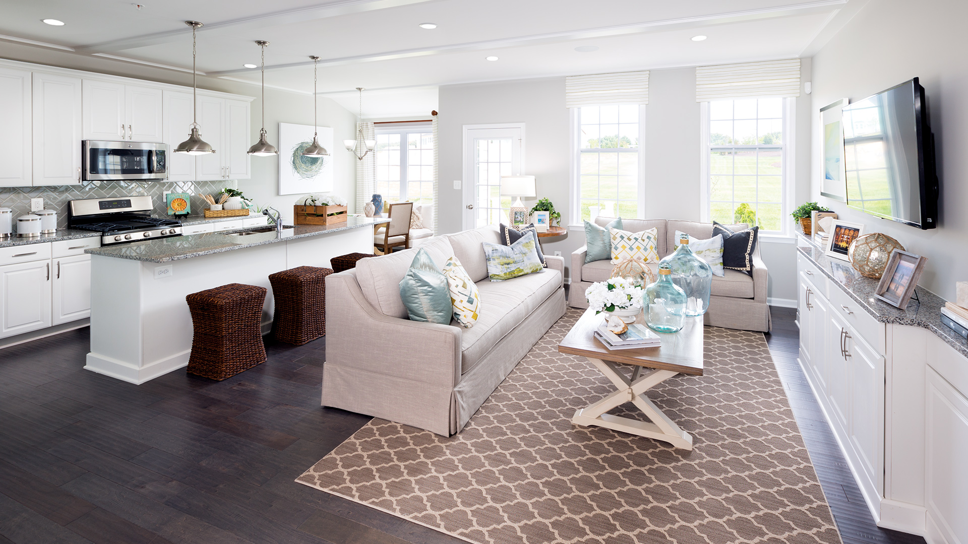Laurel Ridge - The Meadows | The Portsmouth Home Design