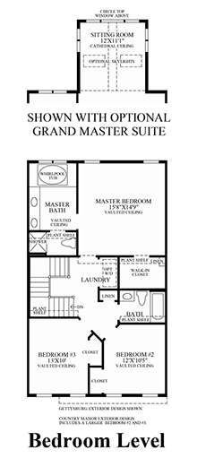Portsmouth - Bedroom Level